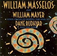 William Masselos plays Mayer and Rudhyar CD