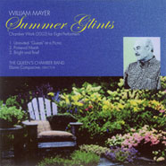 Summer Glints CD