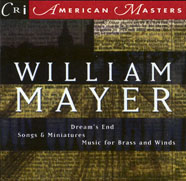 William Mayer CD